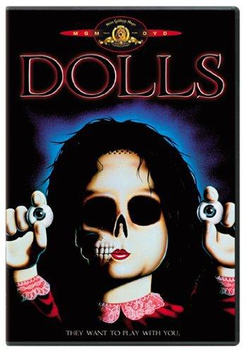 dolls - Ian Patrick Williams, Carolyn Purdy-Gordon DVD 2005 MGM 77 minutes used mint