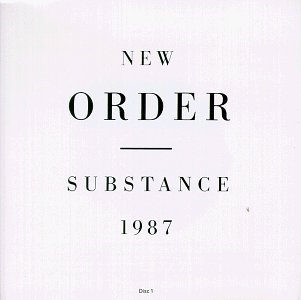 new order - substance 1987 CD 2-discs 1987 qwest 24 tracks used