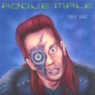 rogue male - first visit CD metal mind 11 tracks used mint