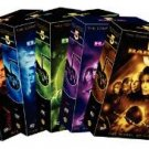 babylon 5 complete seasons 1-5 plus movie collection DVD 2009 warner used