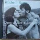 mitchell rasor - open heart geography CD whirled records 11 tracks used mint