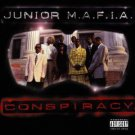 junior m.a.f.i.a. - conspiracy CD 1995 big beat 15 tracks used mint