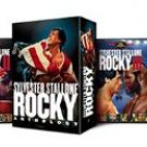 Rocky Anthology - Rocky I - V DVD 5-disc boxset 1990 MGM used mint