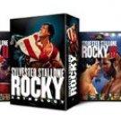 Rocky Anthology - Rocky I - V DVD 5-disc boxset 1990 MGM used mint