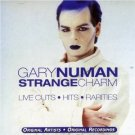 gary numan - strange charm live cuts hits rarities CD 1999 castle pie UK 15 tracks used mint