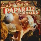 lady gaga - paparazzi remixes CD 2009 interscope 7 tracks used mint