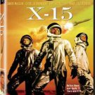 x-15 - david mclean + charles bronson DVD 2004 MGM used mint