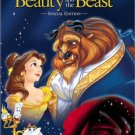 beauty and the beast - 2-disc special platinum edition DVD 2002 disney used
