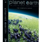 planet earth - complete series DVD 5-disc set 2007 BBC used mint