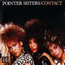 pointer sisters - contact CD 1985 RCA victor made in japan 9 tracks used mint