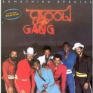 kool and the gang - something special CD 1981 polygram 8 tracks used mint
