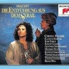 mozart -Die Entführung aus dem Serail - Studer, Szmytka, Weil, Wiener Phil 2CDs 1992 sony