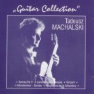 tadeusz machalski - guitar collection CD 1997 made in poland 21 tracks used mint