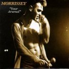 morrissey - your arsenal CD 1992 EMI 10 tracks used mint