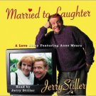 jerry stiller - + anne meara - married to laughter 2CD set 2000 used mint