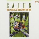 cajun vol. 1 Abbeville Breakdown 1929-1939 - various artists CD 1990 columbia 22 tracks used mint