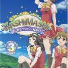 Kashimashi Girl Meets Girl Collection 3-DVD set Anime works used mint