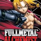 fullmetal alchemist complete first season 4-DVD 25-episodes 6-guide books used