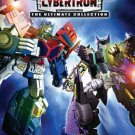 Transformers Cybertron The Ultimate Collection 7-DVD set 2008 paramount used