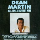 dean martin - all-time greatest hits CD 1990 curb 12 tracks used mint