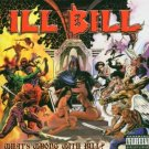 ill bill - what's wrong with bill? CD 2004 psycho-logical records used mint