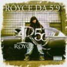 "royce da 5'9"" - make it count MIC CD 2004 sure shot 15 tracks used mint"