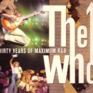 the who - thirty years of maximum R&B CD 1994 MCA 16 tracks used mint