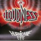 loudness - hurricane eyes CD 1987 atco 10 tracks used mint