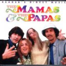 the mamas & the papas - their greatest hits & finest performances 3CDs reader's digest 1997 used