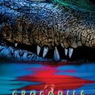 crocodile 2 death swamp DVD 2002 lions gate used mint