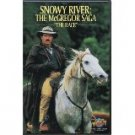 "snowy river the mcgregor saga ""the race"" DVD 2003 artisan used mint"