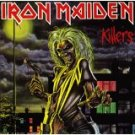 iron maiden - killers 2CDs 1995 castle 19 tracks total used mint