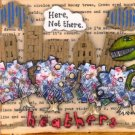 heathers - here not there CD 2008 hide away, plan it x 11 tracks used mint