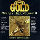 70 ounces of gold: golden hits volume II - various artists CD 1992 compose 28 tracks used