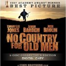 no country for old men blu-ray 2-disc collector's edition 2009 miramax used mint
