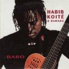 habib koite & bamada - baro CD 2001 putumayo contre-jour 13 tracks used