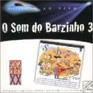 o som do barzinho 3 CD universal brazil 14 tracks used mint