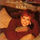 best of reba mcentire - moments & memories CD 1998 MCA 20 tracks used mint