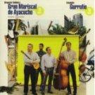 Ensamble Gurrufio / Orquesta Sinfonica Gran Mariscal de Ayacucho CD 1999 deposito legal 9 tracks