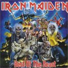 iron maiden - best of the beast CD 1996 raw power 16 tracks used mint