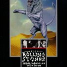 rolling stones - bridges to babylon tour '97 - 98 DVD warner 120 minutes used mint