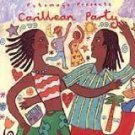 putumayo presents caribbean party CD 1997 10 tracks used mint