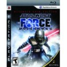 Star Wars The Force Unleashed Ultimate Sith Edition - Playstation 3 2009 Teen used