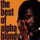 alpha blondy - best of alpha blondy CD 1995 EMI france world pacific 14 tracks used