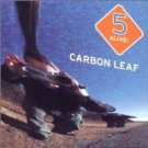 carbon leaf - 5 alive! CD 2-discs 2003 constant ivy music 21 tracks used mint