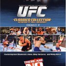 UFC classics collection volumes 5 - 8 DVD 4-disc set 2008 lions gate used near mint