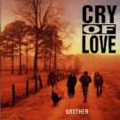 cry of love - brother CD 1993 sony columbia 10 tracks used