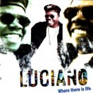 luciano - where there is life CD 1995 island jamaica 12 tracks new