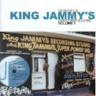 revenge of king jammy's super power allstars volume 1 CD 2-discs jahmin' new