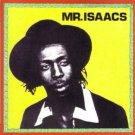 gregory isaacs - mr. isaacs CD ossie hibbert keeling records 12 tracks used mint